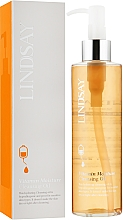 Духи, Парфюмерия, косметика Увлажняющее масло для снятия макияжа - Lindsay Vitamin Moisture Cleansing Oil