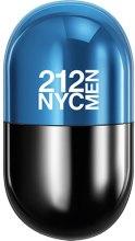 Духи, Парфюмерия, косметика Carolina Herrera 212 NYC Men Pills - Туалетная вода