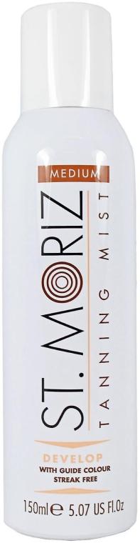 Автозагар-спрей, средний - St.Moriz Self Tanning Mist Medium