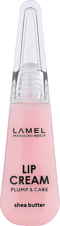 Крем для губ - Lamel Professional Lip Cream Plump & Care
