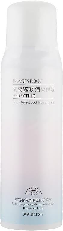 Солнцезащитный спрей для лица и тела - Images Hydrating Cover Defect Lock Moisturizer