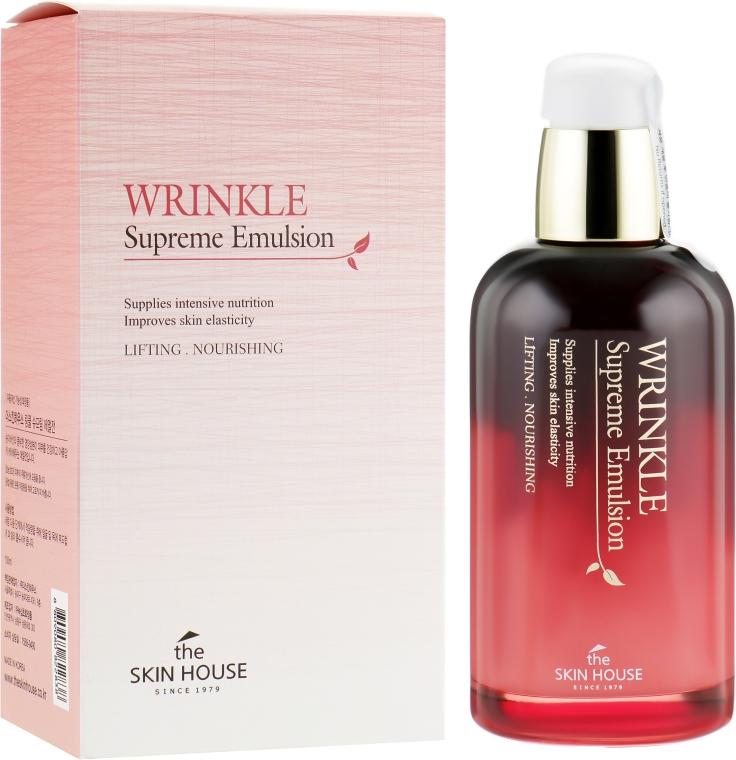 Питательная эмульсия с женьшенем - The Skin House Wrinkle Supreme Emulsion