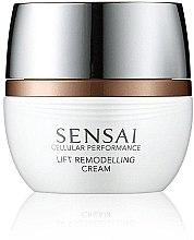 Духи, Парфюмерия, косметика Подтягивающий моделирующий крем - Kanebo Sensai Cellular Performance Lift Remodelling Cream (тестер)