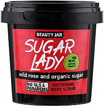 "Духи, Парфюмерия, косметика Скраб для тела смягчающий ""Sugar Lady"" - Beauty Jar Softening Body Scrub"