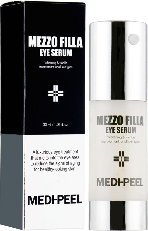Омолаживающая сыворотка для век с пептидами - Medi Peel Mezzo Filla Eye Serum