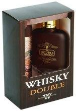 Духи, Парфюмерия, косметика Evaflor Double Whisky - Набор (edt/100ml + deo/75ml)