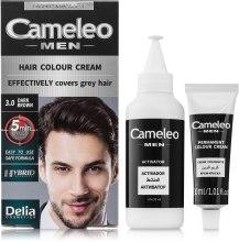 Духи, Парфюмерия, косметика Мужская краска для волос - Delia Cameleo Men Hair Color Cream