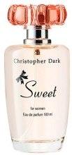 Духи, Парфюмерия, косметика Christopher Dark Sweet - Парфюмированная вода