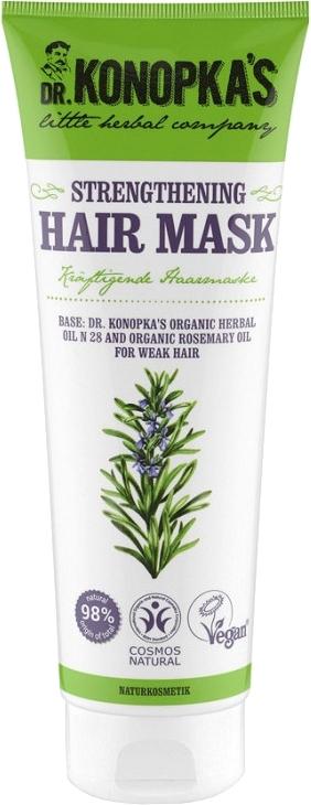 Маска для волос укрепляющая - Dr. Konopka's Strengthening Hair Mask