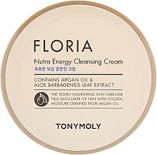 Духи, Парфюмерия, косметика Очищающий крем - Tony Moly Floria Nutra-Energy Cleansing Cream