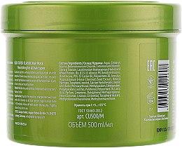 """Маска """"Питательная"""" для всех типов волос - Estel Professional Curex Classic — фото N2"""