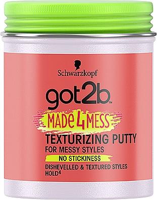 Текстурирующая стайлинг-паста - Got2b Made 4 Mess Texturizing Paste