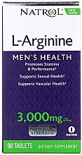 Духи, Парфюмерия, косметика Л-аргинин, 3000 mg - Natrol L-Arginine