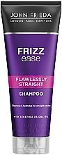 Духи, Парфюмерия, косметика Шампунь выпрямляющий для волнистых, вьющихся и непослушных волос - John Frieda Frizz-Ease Flawlessly Straight Shampoo