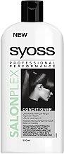 Парфумерія, косметика Бальзам для ослабленого внаслідок механічного впливу волосся - Syoss SalonPlex Hair Conditioner