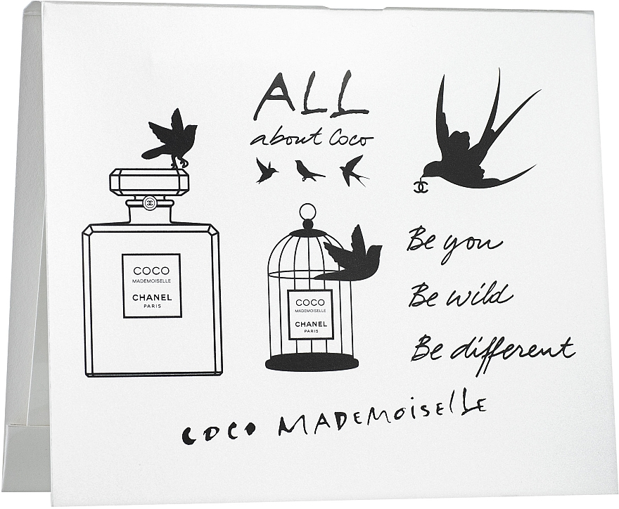 Chanel Coco Mademoiselle - Парфюмированная вода (пробник)