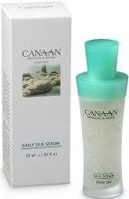 Духи, Парфюмерия, косметика Витаминизированная сыворотка - Canaan Minerals & Herbs Daily Silk Serum