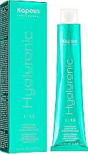 Духи, Парфюмерия, косметика УЦЕНКА Крем-краска для волос с гиалуроновой кислотой - Kapous Professional Hyaluronic Acid Hair Color *