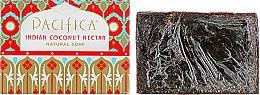 Духи, Парфюмерия, косметика Натуральное мыло - Pacifica Indian Coconut Nectar Natural Soap