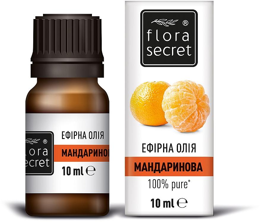 Масло эфирное мандариновое - Flora Secret