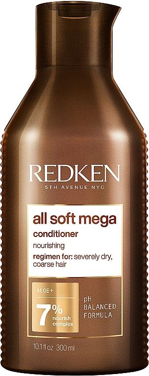 Кондиционер для волос - Redken All Soft Mega Conditioner
