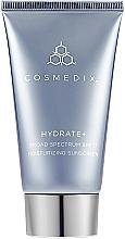 Духи, Парфюмерия, косметика Увлажняющий крем с SPF 17 - Cosmedix Hydrante+ Broad Spectrum SPF 17 Moisturizing Sunscreen