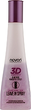 Духи, Парфюмерия, косметика Спрей для волос - Novon Professional 3D Leave In Spray