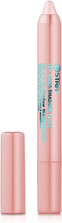 Тени-карандаш - Astra Make-up 16H Aqua Shadow Pencil
