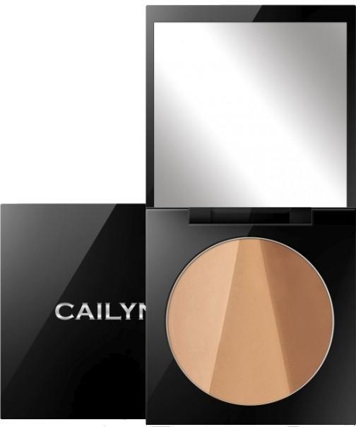 Палитра для контурирования - Cailyn O! Triple Shading Palette