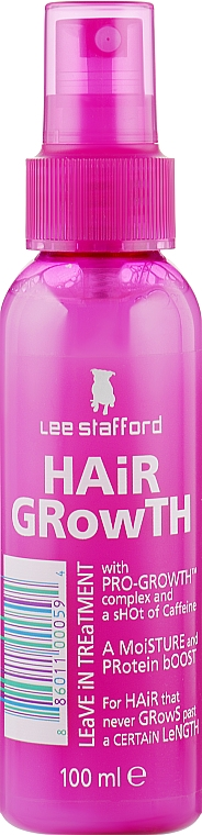 Спрей для роста волос - Lee Stafford Hair Growth Leave in Treatment