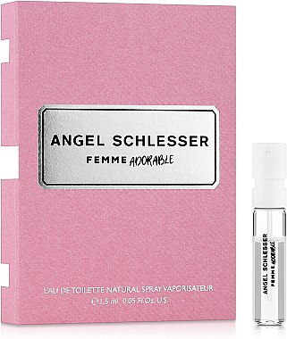 Angel Schlesser Femme Adorable - Туалетная вода (пробник)