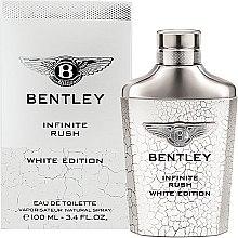 Духи, Парфюмерия, косметика Bentley Infinite Rush White Edition - Туалетная вода
