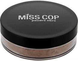 Духи, Парфюмерия, косметика Пудра матирующая - Miss Cop Poudre Libre