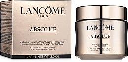 Духи, Парфюмерия, косметика УЦЕНКА Восстанавливающий осветляющий крем для лица - Lancome Absolue Regenerating Brightening Soft Cream *