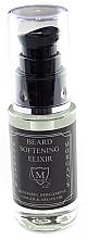 Духи, Парфюмерия, косметика Эликсир для усов и бороды - Morgan`s Beard Softening Elixir