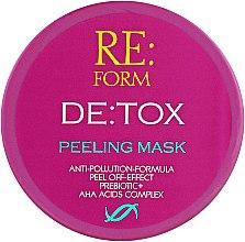 Духи, Парфюмерия, косметика Очищающая маска-пилинг для волос - Re:form De:tox Peeling Mask