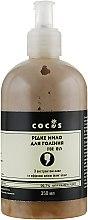 Духи, Парфюмерия, косметика Жидкое мыло для бритья с экстрактом кофе и эфирным маслом иланг-иланга - Cocos