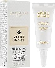 Духи, Парфюмерия, косметика Восстанавливающий крем для глаз - Guerlain Abeille Royale Replenishing Eye Cream (пробник)