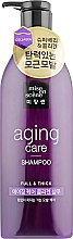 Духи, Парфюмерия, косметика Антивозрастной шампунь для волос - Mise En Scene Aging Care Shampoo