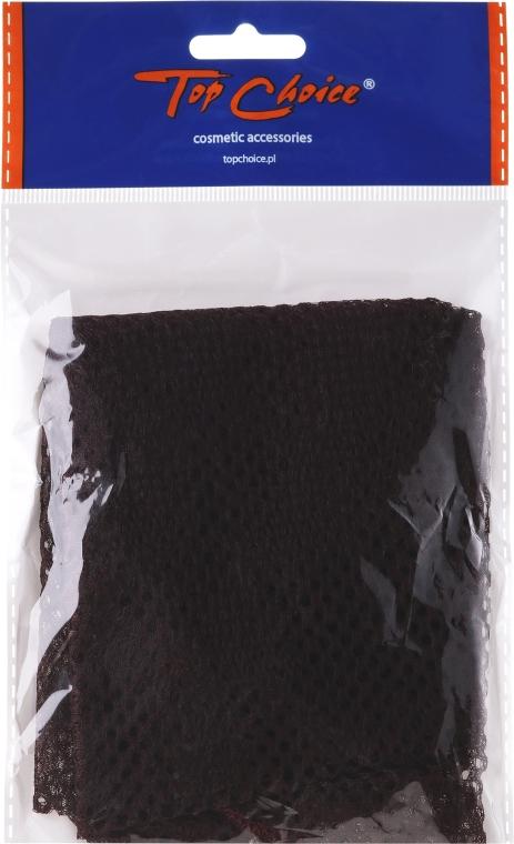 Шапочка-сеточка для волос, 65125, коричневая - Top Choice
