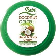 Духи, Парфюмерия, косметика Крем для рук и тела с кокосовым маслом - Sera Cosmetics Coconut Care Hand&Body Cream