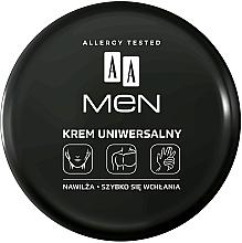 Парфумерія, косметика Універсальний крем для обличчя й рук - AA Cosmetics Men