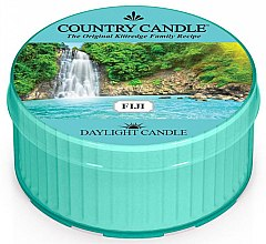 Духи, Парфюмерия, косметика Чайная свеча - Country Candle Fiji Daylight