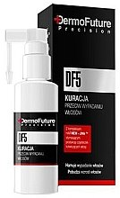 Духи, Парфюмерия, косметика Курс против выпадения волос - DermoFuture DF5 Course Against Hair Loss