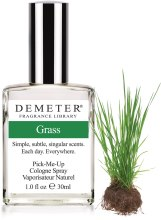 Духи, Парфюмерия, косметика Demeter Fragrance Grass - Духи