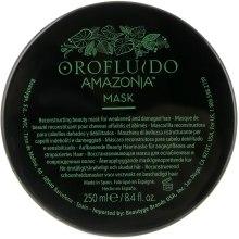 Духи, Парфюмерия, косметика Восстанавливающая маска для волос - Orofluido Amazonia Mask