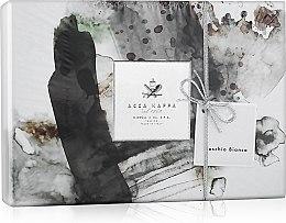 Духи, Парфюмерия, косметика Acca Kappa White Moss - Дорожный набор (edc/30ml + sh/foam/100ml + soap/100g)