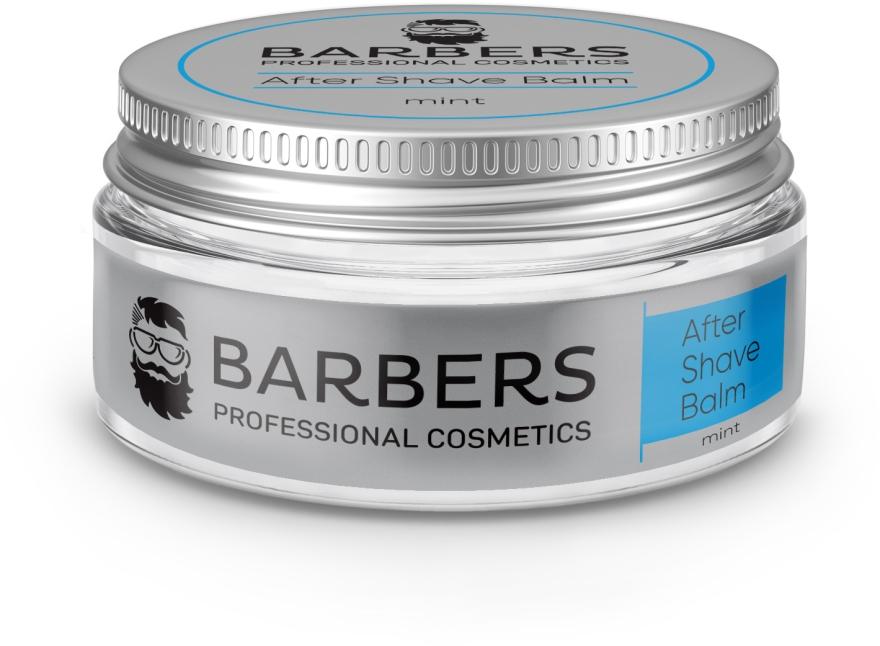 Бальзам после бритья с мятой - Barbers Mint After Shave Balm