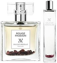 Духи, Парфюмерия, косметика Valeur Absolue Rouge Passion - Набор (edp/50ml + oil/30ml)