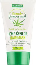 Духи, Парфюмерия, косметика Маска для окрашенных волос - Mellor & Russell Simply Essentials Hemp Seed Oil Hair Mask